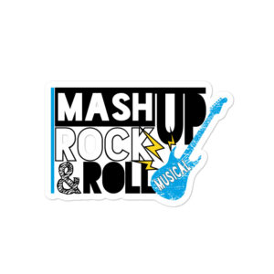 Mash-up Sticker